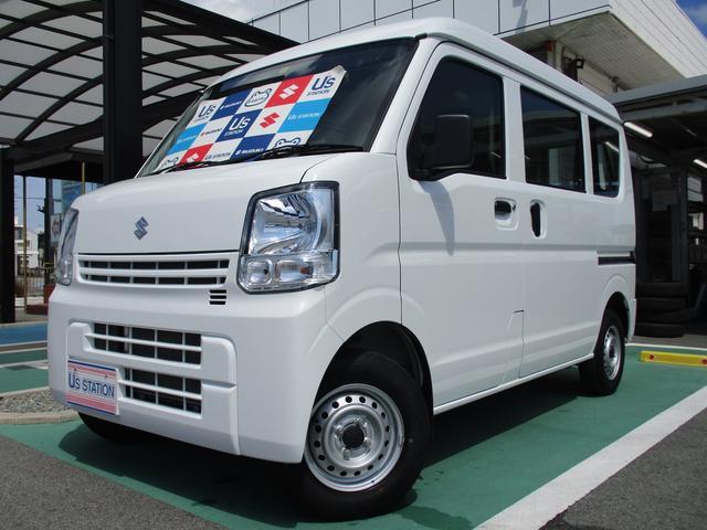 スズキ PA 4AT車 フロアマット装着 4AT マット装着車