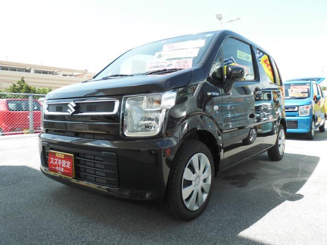 沖縄県の中古車ならワゴンR HYBRID FX 2型 Aストップ OK保証プレミアムカー