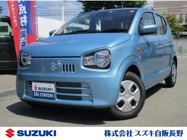 スズキ L 2WD 3型 スズキセーフティサポート/CD装着車