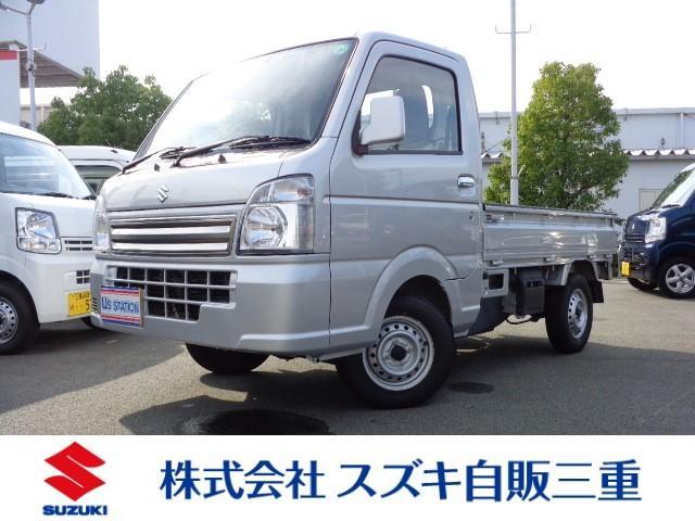 スズキ KCスペシャル 4型  4WD スズキセーフティーサポート