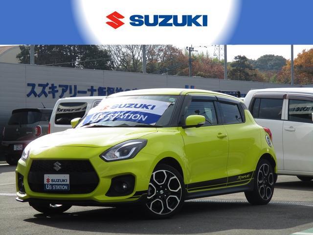スズキ スイフト スポーツ サポカー・全方位ナビ・ETC・3年保証付き