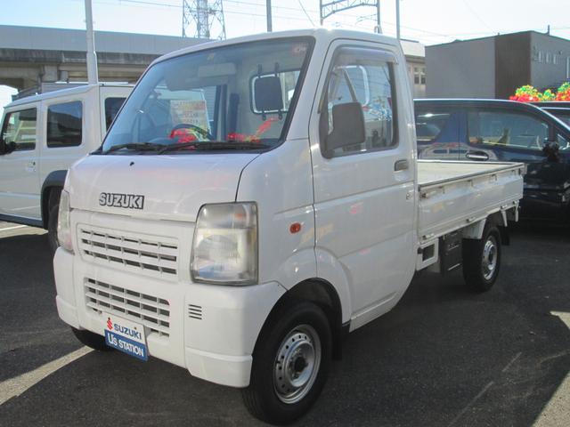 スズキ KCエアコンパワステ DA63T 7型 4WD 3AT