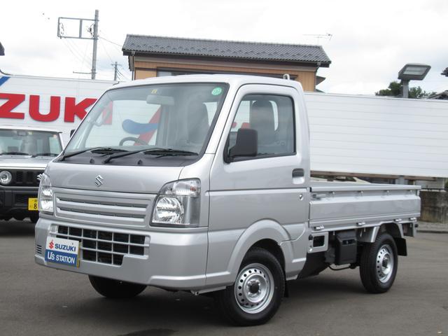 スズキ KCエアコンパワステ 4型 5MT 4WD
