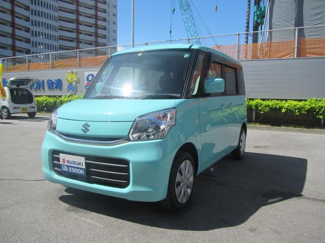 沖縄県浦添市の中古車ならスペーシア G MK42S 2型