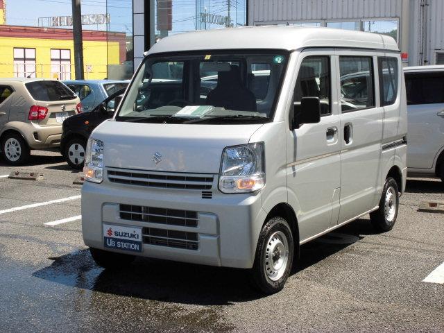 スズキ PA 3型 パートタイム4WD