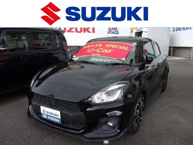スズキ スイフトスポーツ スポーツ 2WD 6AT スズキセーフティサポート搭載車