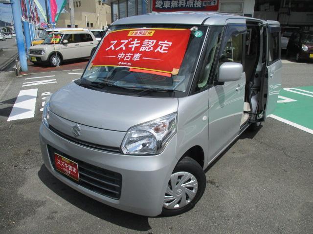 スズキ G MK32型 CDプレーヤー装着車!