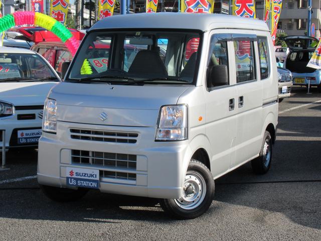 スズキ PA DA64V 4型 AM/FMラジオ 5MT
