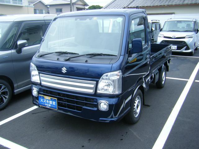 スズキ キャリイトラック KX 4型