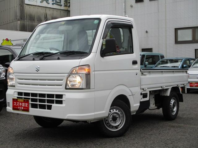 スズキ キャリイトラック KC エアコン・パワステ 2型 パートタイム4WD
