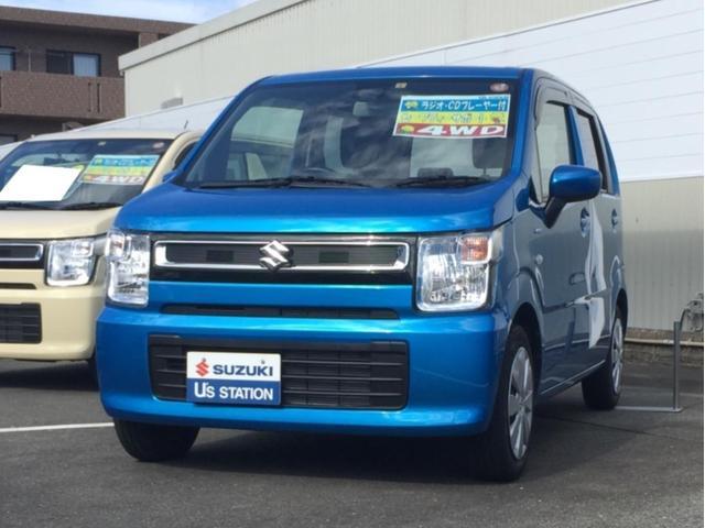 スズキ HYBRID FX 2型 4WD セイフティサポート装着車