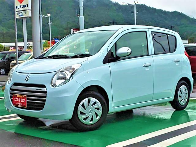 スズキ アルトエコ ECO-S 4型