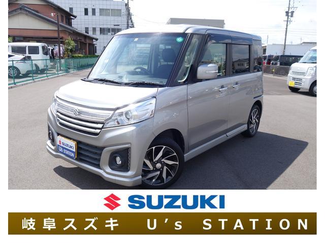 スズキ カスタム XSターボ2型 DCBS 全方位モニタ付ナビ&TV