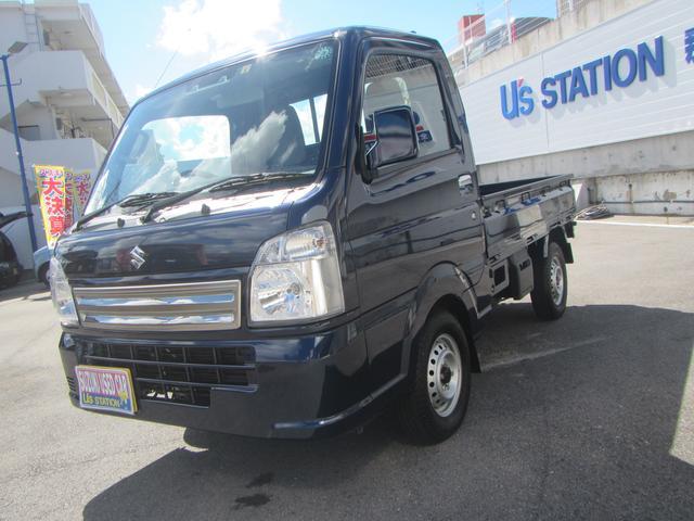 沖縄県の中古車ならキャリイトラック 農繁スペシャル 4型