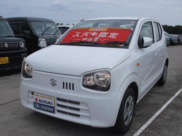 スズキ L 3型  AM・FM・CDデッキ CVT 2WD
