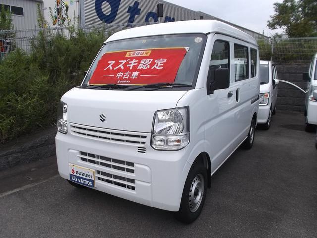 スズキ PA 3型 4WD AGS AM・FM・ラジオ