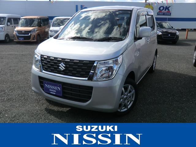 スズキ FX 4WD ワンセグナビ シートヒーター 保証付販売車