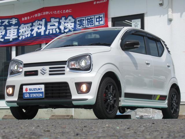 スズキ ワークス 2型 5速マニュアル4WD ナビ・ETC・ドラレコ