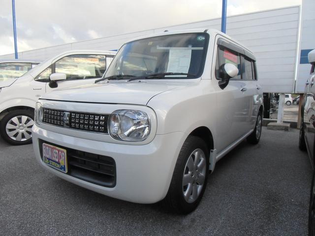 沖縄県豊見城市の中古車ならアルトラパン XL 4型