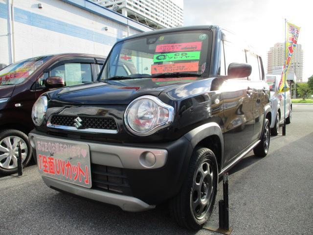 沖縄県の中古車ならハスラー G MR31S.MR41S