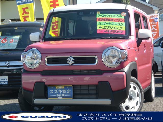 スズキ HYBRID G 指定ナビ5万円引 衝突軽減S前後 ESP