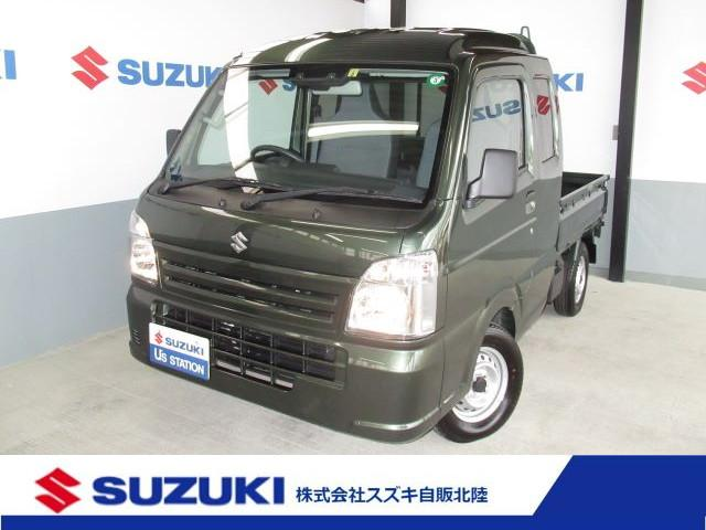 スズキ スーパーキャリイ L スーパーキャリイ L 2型 4WD 衝突防止システム ABS エアコン パワーステアリング エアバッグ