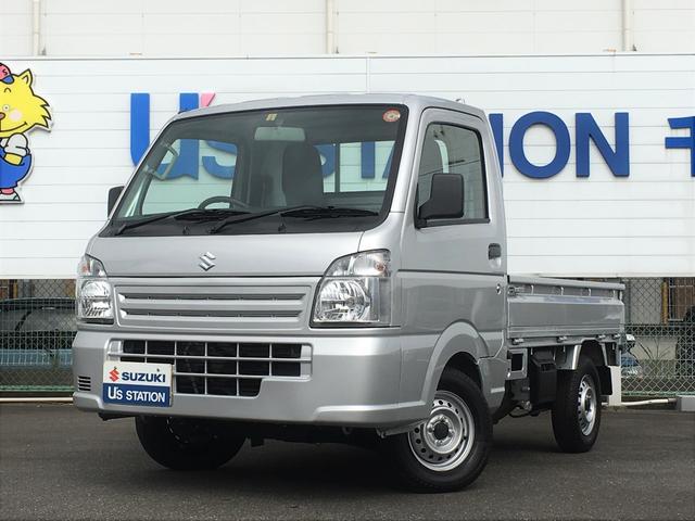 スズキ KCエアコンパワステ 4型 4WD 5M/T