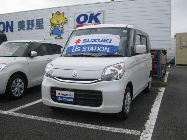 スズキ 車いす移動車 E MK42S 2型 スライドドア CD
