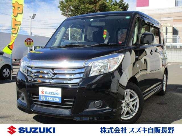 スズキ HYBRID MX 4WD 全方位モニター付ナビ装着車