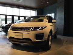 レンジローバーイヴォークSE ディーゼルターボ 4WD 認定中古車