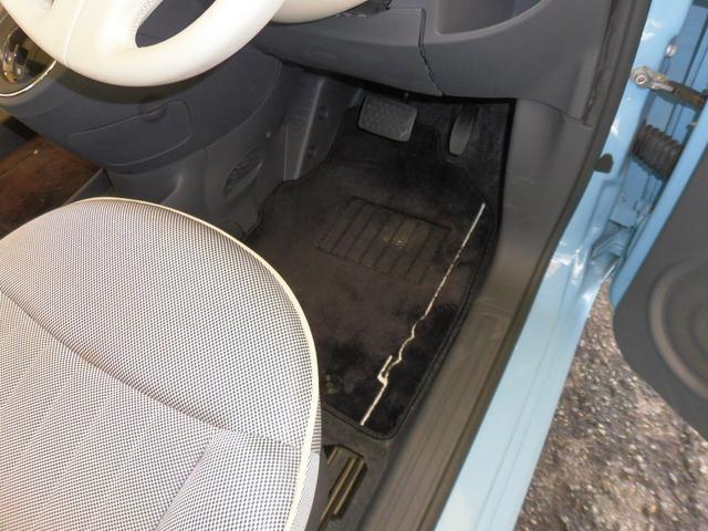 フィアット フィアット 500 アッズーラ 車検H32年7月 ボディーガラスコート済
