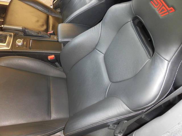 WRX STI Aライン HKS車高調 マフラー HDDナビ(17枚目)