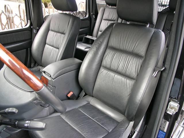 AMG G55ロング コンプレッサー 正規ディーラー車(8枚目)