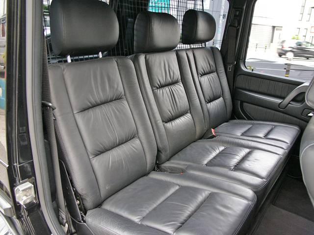 AMG G55ロング コンプレッサー 正規ディーラー車(11枚目)
