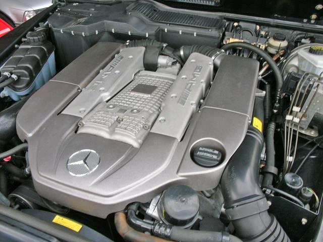 AMG G55ロング コンプレッサー 正規ディーラー車(13枚目)