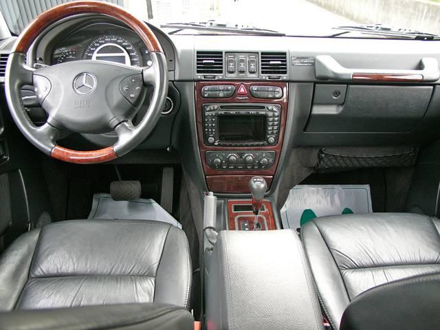 AMG G55ロング コンプレッサー 正規ディーラー車(17枚目)