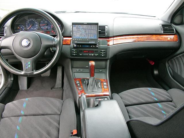 BMWアルピナ アルピナ B3 3.3リムジンKW車高調StopTechブレ-キ外ナビTV