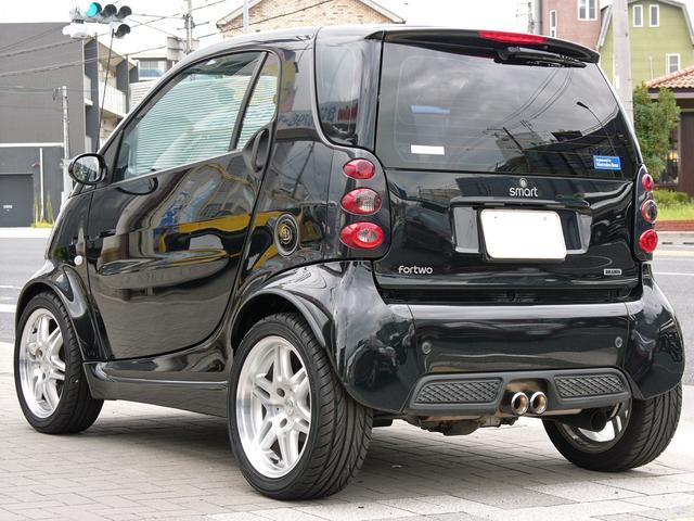 スマート スマートフォーツークーペ BRABUS 最終モデル 限定車