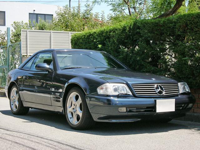 SL320 99モデル 後期V6  5AT ナッパ革 HID(5枚目)