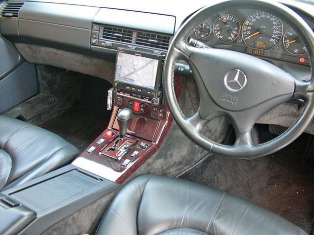 SL320 99モデル 後期V6  5AT ナッパ革 HID(7枚目)