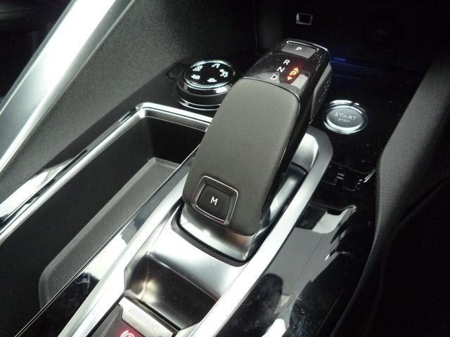 最新鋭8AT GTブルーHDi バックカメラ サイドカメラ(11枚目)