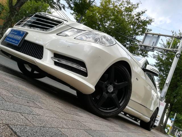 E350BEアバンギャルドレーダーP AMGスポーツスタイル(8枚目)