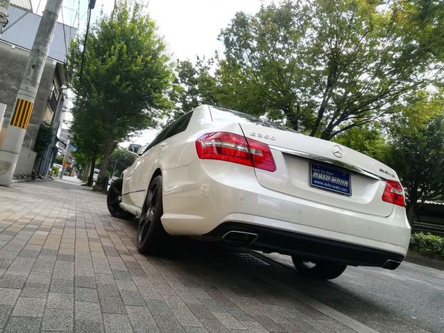 E350BEアバンギャルドレーダーP AMGスポーツスタイル(9枚目)