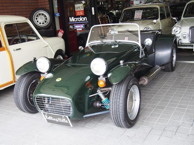 「ロータス」「スーパー7」「オープンカー」「京都府」の中古車4