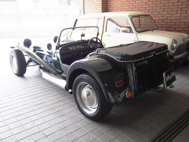 「ロータス」「スーパー7」「オープンカー」「京都府」の中古車8