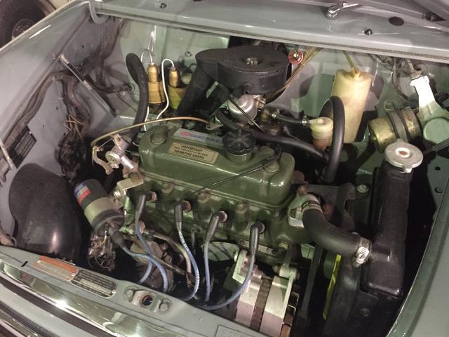 イギリスその他 イギリス BLMC ミニ MK-III