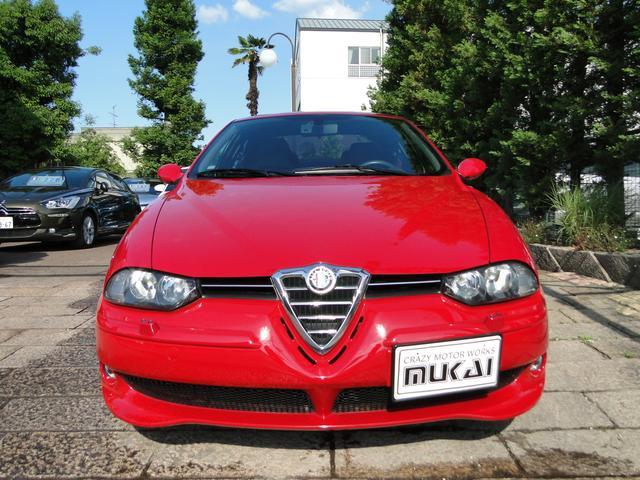 アルファロメオ アルファ156 GTA 3.2 V6  6MT D車