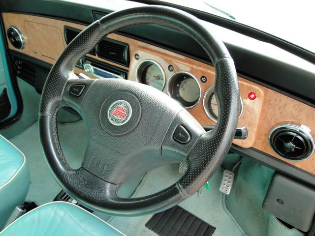 ローバー ローバー MINI クーパー 4AT 最終モデル