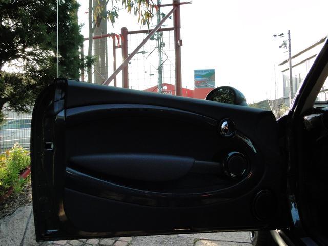 クーパーS 6AT OP 1オーナー車(9枚目)