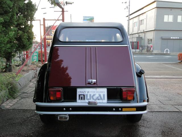 「シトロエン」「シトロエン 2CV6」「セダン」「奈良県」の中古車3